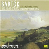 Bart&oacute;k: Concerto for Orchestra; Kod&aacute;ly: Concerto for Orchestra