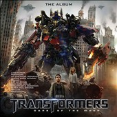 Various Artists: Transformers: Dark of the Moon