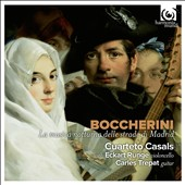 Boccherini: String Quintet Op. 30 No. 6 La musica notturna delle strade di Madrid; Guitar Quintet No. 6 / Eckart Runge, Carles Trepat