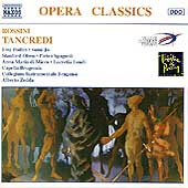 Opera Classics - Rossini: Tancredi / Zedda, Podles, et al