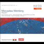 Mieczyslaw Weinberg: Requiem / Elena Kelessid