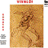 Vivaldi: Sonatas for Violin & Piano / Elmiger, Mitrani