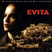 Madonna/Andrew Lloyd Webber (Composer): Evita [Motion Picture Music Soundtrack]