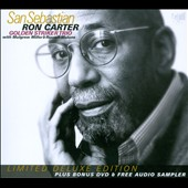 Golden Striker Trio/Ron Carter (Bass): Golden Striker Trio at San Sebastian [Deluxe Edition] [Digipak]