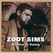 Zoot Sims: Brother in Swing