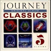 Journey (Rock): Original Album Classics: 5 Albums *
