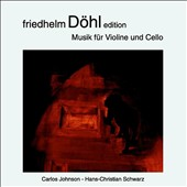 Friedhelm Doehl Edition: Music for Violin & Violon
