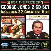 George Jones: 32 Greatest Hits