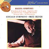 Rossini: Overtures / Fritz Reiner, Chicago Symphony Orch