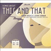 John Surman/Karin Krog: Songs About This and That *