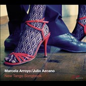 Marcela Arroyo/Julio Azcano: New Tango Songbook [Digipak]