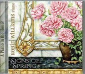 A Piano in the House: Signs of Spring