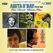 Anita O'Day: Five Album Collection
