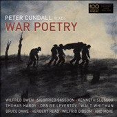 Peter Cundall: Peter Cundall Reads War Poetry