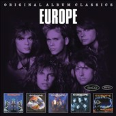 Europe: Original Album Classics [Slipcase]