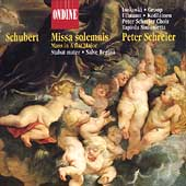 Schubert: Missa Solemnis, Stabat Mater, etc /Schreier, et al