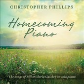 Christopher Phillips: Homecoming Piano