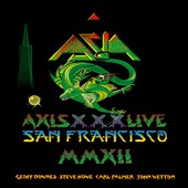 Asia (Rock): Axis XXX: Live in San Fransisco MMXII [CD/DVD] *