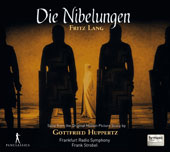 Gottfried Huppertz (1887-1937): Die Nibelungen (The Nibelungs), suite / Frankfurt Radio SO, Frank Strobel