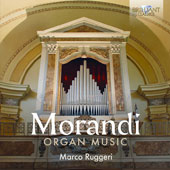 Giovanni Morandi (1777-1856): Organ Music / Marco Ruggeri, organ