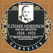 Fletcher Henderson & His Orchestra: 1924-1925