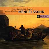 Mendelssohn: Octet, Quintets 1 & 2, etc / Hausmusik London
