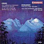Grieg: Old Norwegian Romance, etc;  Svendsen / Petri Sakari