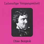 Lebendige Vergangenheit - Dino Borgioli