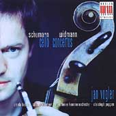 Schumann, Widmann: Cello Concertos / Vogler, Kammer, Poppen