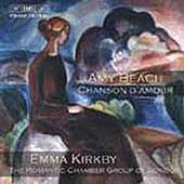 Beach: Chanson d'amour, etc / Kirkby, Medlam, Lisney, et al