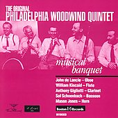 The Original Philadelphia Woodwind Quintet - Encores