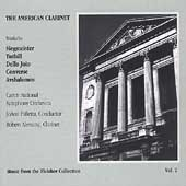 The American Clarinet / Alemany, Falletta, Czech National SO