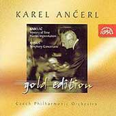 Ancerl Gold Edition 11 - Kabel&#225;c, Hanus / Ancerl, Czech PO
