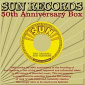 Various Artists: Sun Records 50th Anniversary Box [Box]