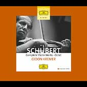 Schubert: Violin Works / Gidon Kremer