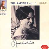 The Rarities Vol 1 / Renata Tebaldi