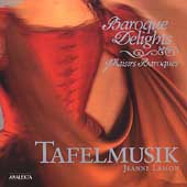 Baroque Delights / Jeanne Lamon, Tafelmusik