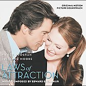 Edward Shearmur: Laws of Attraction [Original Motion Picture Soundtrack]