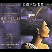 Grand Tier - Mozart: Idomeneo, R&eacute; di Creta / Davis, et al