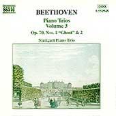 Beethoven: Piano Trios Vol 3 / Stuttgart Piano Trio
