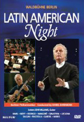 Latin American Night: Waldbühne Concert / Barenboim, John Williams, Berlin PO [DVD]