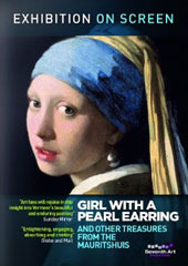 Exhibitions on Screen: Girl with a Pearl Earring, and other treasures by Johannes Vermeer from the Mauritshuis [DVD]