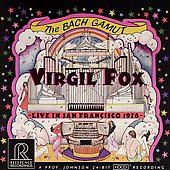 The Bach Gamut Vol 1 / Virgil Fox