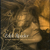 Eddi Reader: St Clare's Night Out: Eddi Reader Live at the Basement