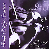 Bridge: String Quartets no 2 & 3 / Bridge String Quartet