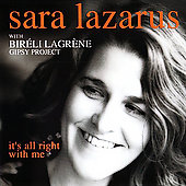Sara Lazarus: It's All Right with Me