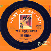 Ravi Shankar: First LP Record