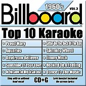 Sybersound: Billboard Top 10 Karaoke: 1960's, Vol. 3