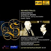R. Strauss: Scenes from Operas / B&ouml;hm, Teschemacher, Goltz