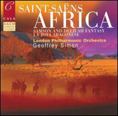 Saint-Sa&#235;ns: Africa, Jota aragonese, etc / Simon, Mok, et al